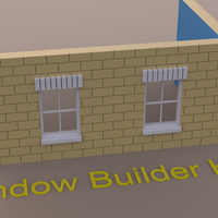 Window builder icon