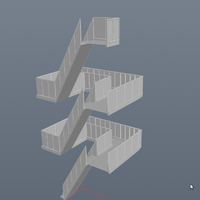 Unity Staircase Icon