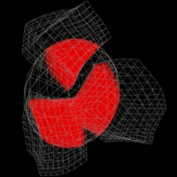 Group In Mesh Icon