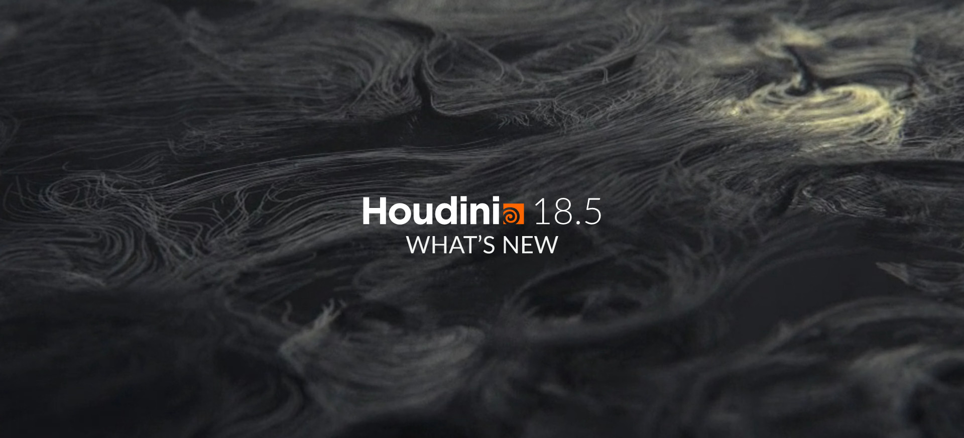 Houdini 18.5 Released - What's new